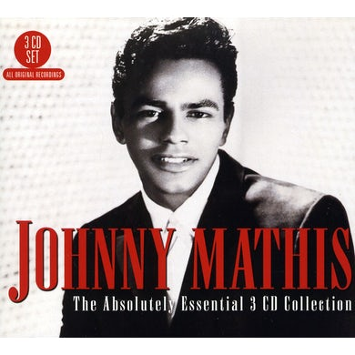 Johnny Mathis ABSOLUTELY ESSENTIAL CD