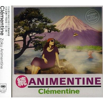 Clementine ZOKU ANIMENTINE CD