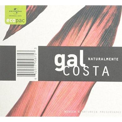 Gal Costa NATURALMENTE CD