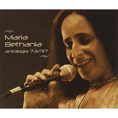 Maria Bethania ANTOLOGIA CD
