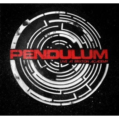 Pendulum LIVE AT BRIXTON ACADEMY CD