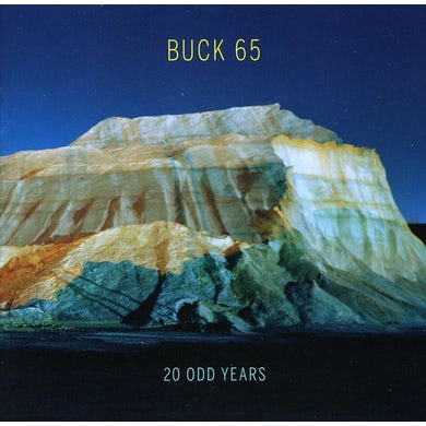 Buck 65 20 ODD YEARS CD