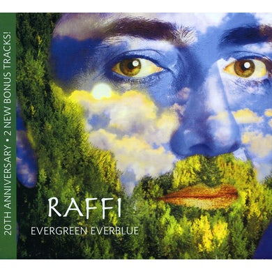 Raffi EVERGREEN EVERBLUE: 20TH ANNIVERSARY EDITION CD