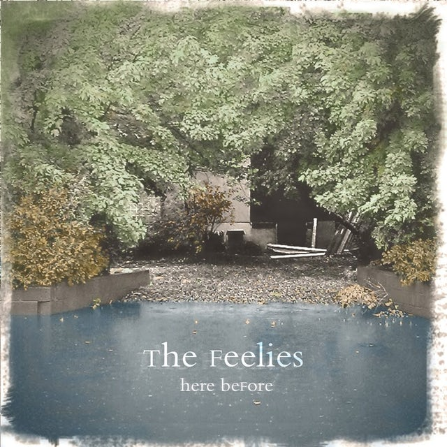 The Feelies HERE BEFORE Vinyl Record
