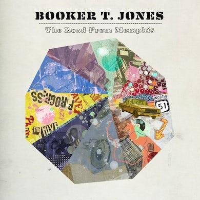 Booker T Jones ROAD FROM MEMPHIS CD