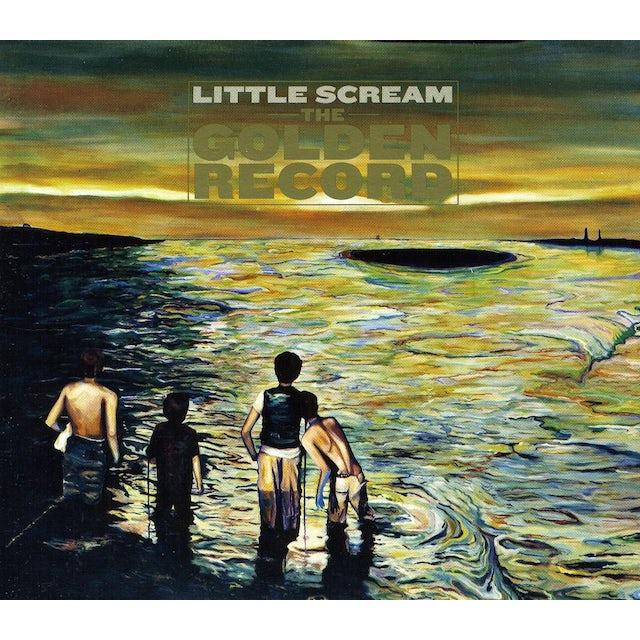 Little Scream GOLDEN RECORD CD