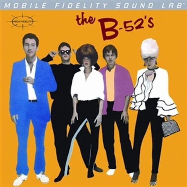 The B-52's Vinyl Record