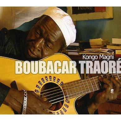Boubacar Traore KONGO MAGNI CD