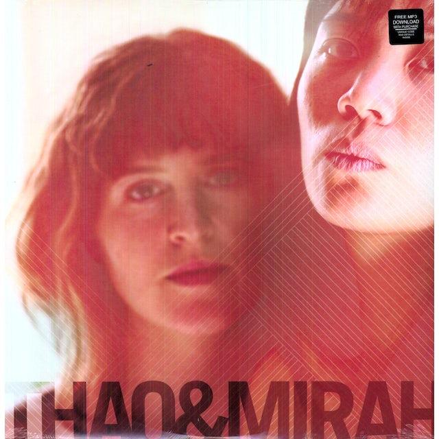 Thao & Mirah Vinyl Record