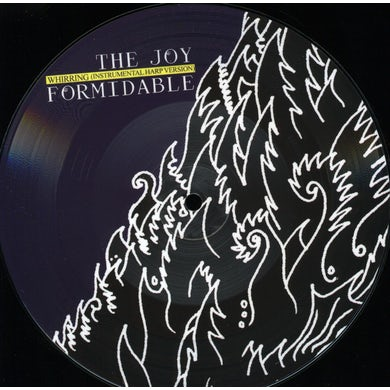 The Joy Formidable I DON'T WANT TO SEE YOU LIKE THIS Vinyl Record
