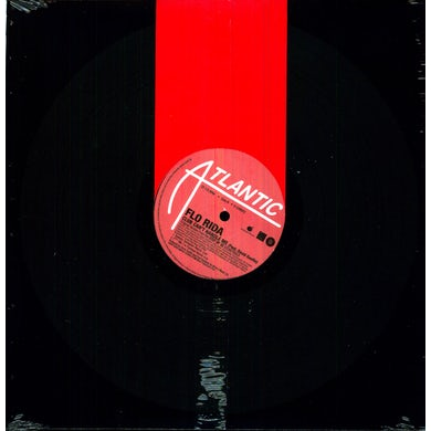 Flo Rida CAN'T HANDLE ME (THE REMIXES) Vinyl Record