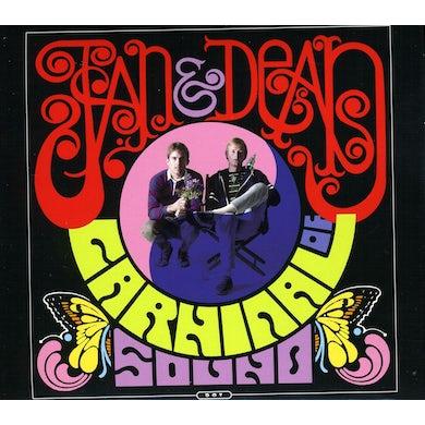 Jan & Dean CARNIVAL OF SOUND CD