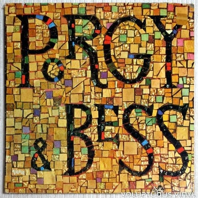 Ella Fitzgerald PORGY & BESS CD