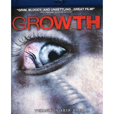 GROWTH Blu-ray