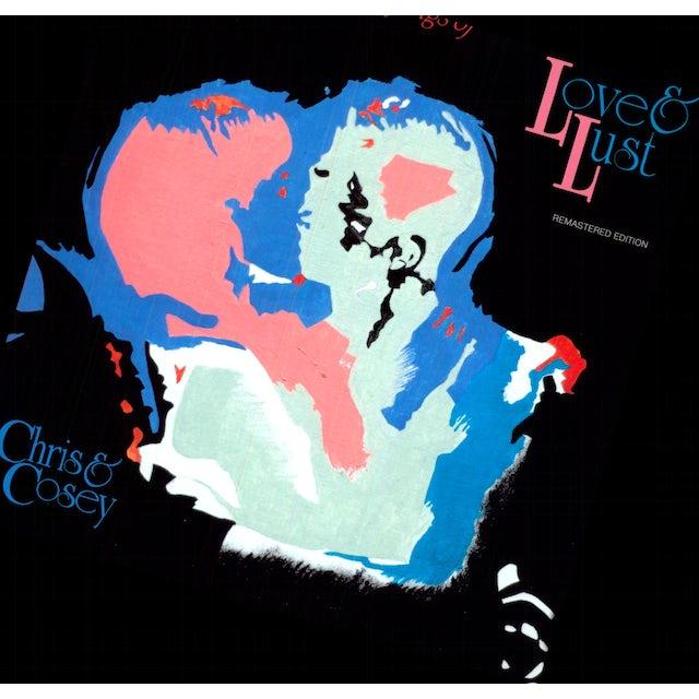 Chris & Cosey SONGS OF LOVE & LUST Vinyl Record