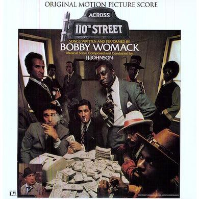 Bobby Womack ACROSS 110TH STREET Vinyl Record