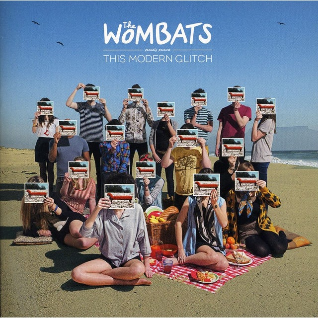 The Wombats PROUDLY PRESENT THIS MODERN GLITCH CD