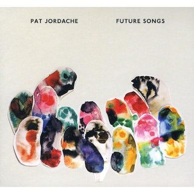 Pat Jordache FUTURE SONGS CD