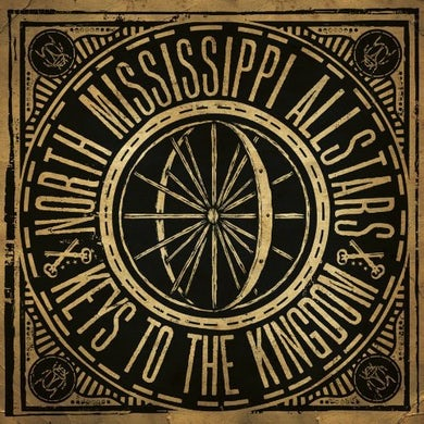 North Mississippi Allstars KEYS TO THE KINGDOM Vinyl Record
