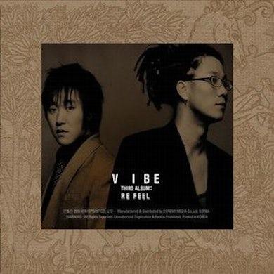 VIBE RE FEEL CD