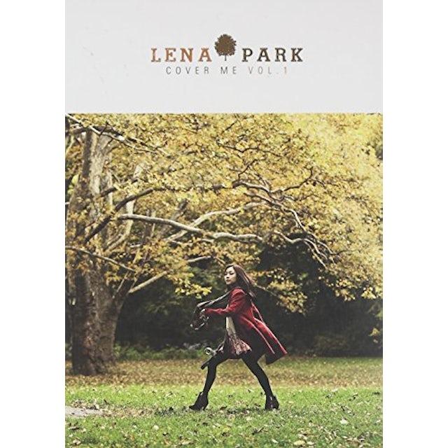 Lena Park COVER ME 1 CD