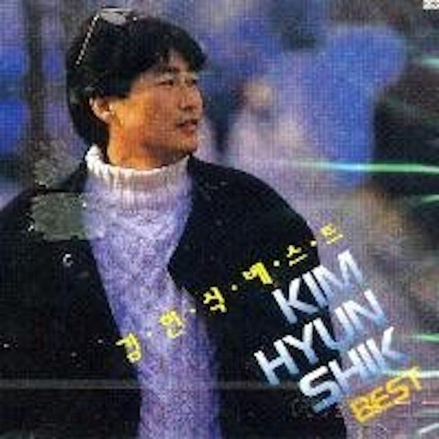 Kim Hyun Sik BEST 10 CD
