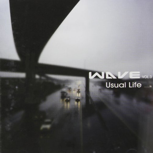 Wave USUAL LIFE CD