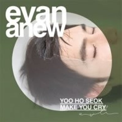 Evan MAKE YOU CRY CD
