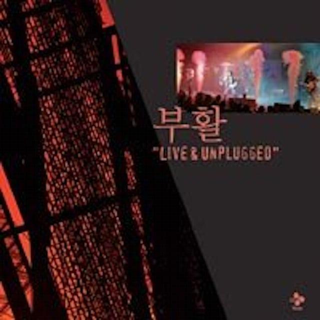 Boohwal LIVE & UNPLUGGED CD