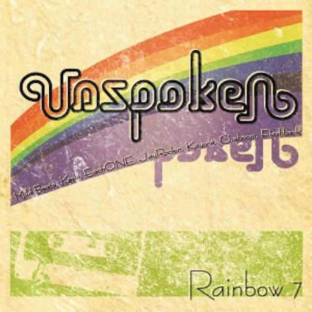Unspoken RAINBOW 7 CD