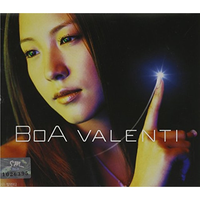 BoA VALENTI CD