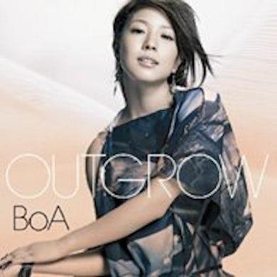 BoA OUTGROW CD