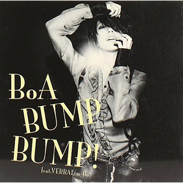 BoA BUMP BUMP FEATURING VERBAL M-FLO CD