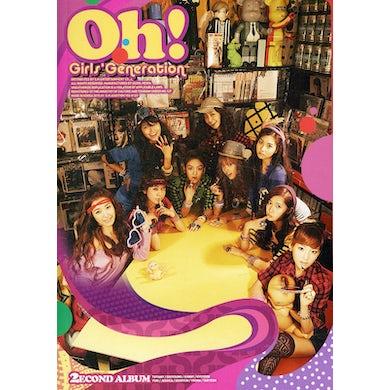 Girls' Generation OH CD