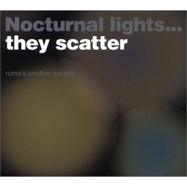 Yiruma NOCTURNAL LIGHTS THEY SCATTER CD