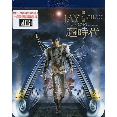 Jay Chou ERA 2010 WORLD TOUR LIVE Blu-ray