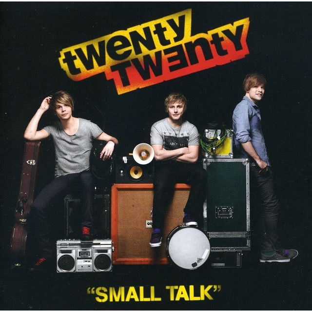 Twenty Twenty SMALL TALK CD