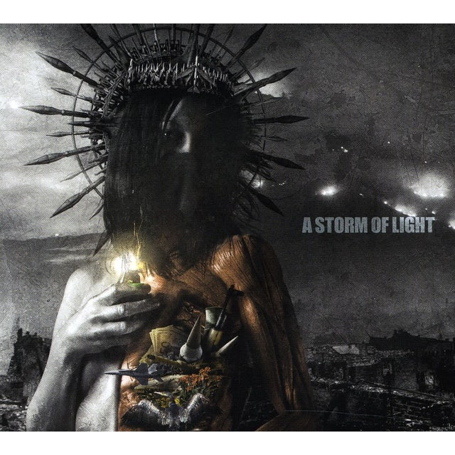 A Storm of Light  AS VALLEY OF DEATH BECOMES US OUR SILVER MEMORIES CD