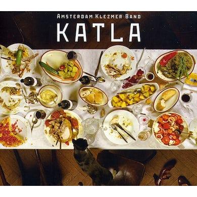 Amsterdam Klezmer Band KATLA CD