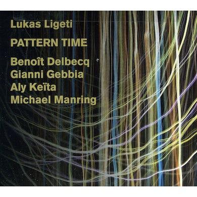 Ligeti PATTERN TIME CD
