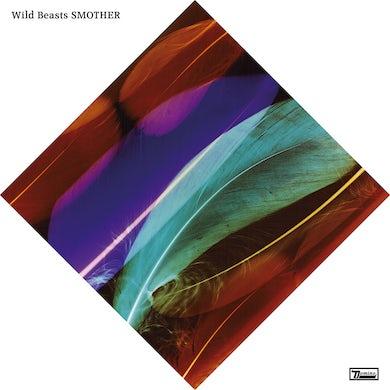 Wild Beasts SMOTHER Vinyl Record