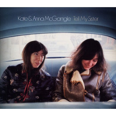 Kate Mcgarrigle & Anna TELL MY SISTER CD
