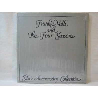 Frankie Valli SILVER ANNIVERSARY COLLECTION Vinyl Record