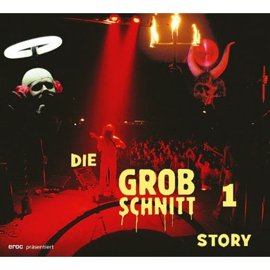 DIE GROBSCHNITT STORY 1 CD
