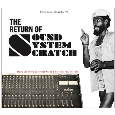 RETURN OF SOUND SYSTEM SCRATCH: MORE LEE PERRY Vinyl Record