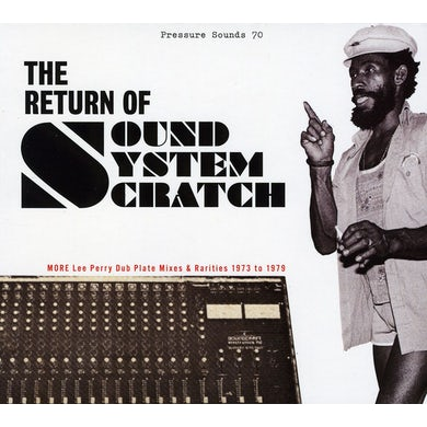 RETURN OF SOUND SYSTEM SCRATCH: MORE LEE PERRY CD