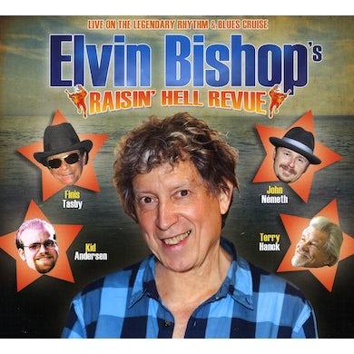 Elvin Bishop RAISIN HELL REVUE CD