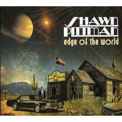 Shawn Pittman EDGE OF THE WORLD CD