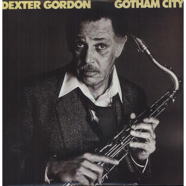 Dexter Gordon GOTHAM CITY Vinyl Record