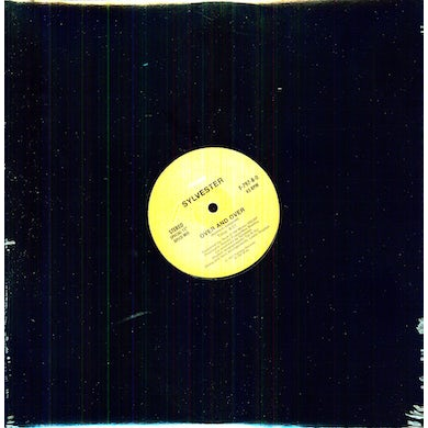 Sylvester DOWN DOWN DOWN / OVER & OVER Vinyl Record